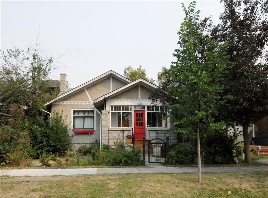 Main Photo: 1726 14 Avenue SW in Calgary: Sunalta House for sale : MLS®# C4146732