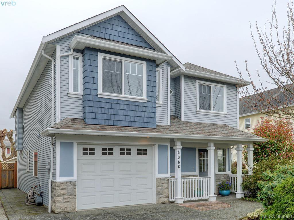 Main Photo: 4066 Willowbrook Pl in VICTORIA: SW Glanford House for sale (Saanich West)  : MLS®# 783815