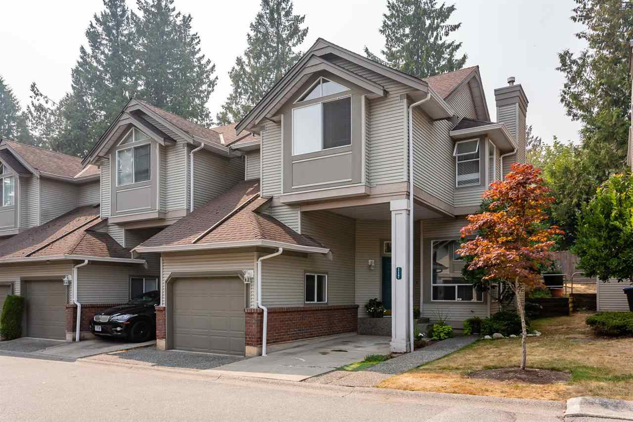 "Main Photo: 117 13900 HYLAND Road in Surrey: East Newton Townhouse for sale in ""Hyland Grove"" : MLS®# R2328068"
