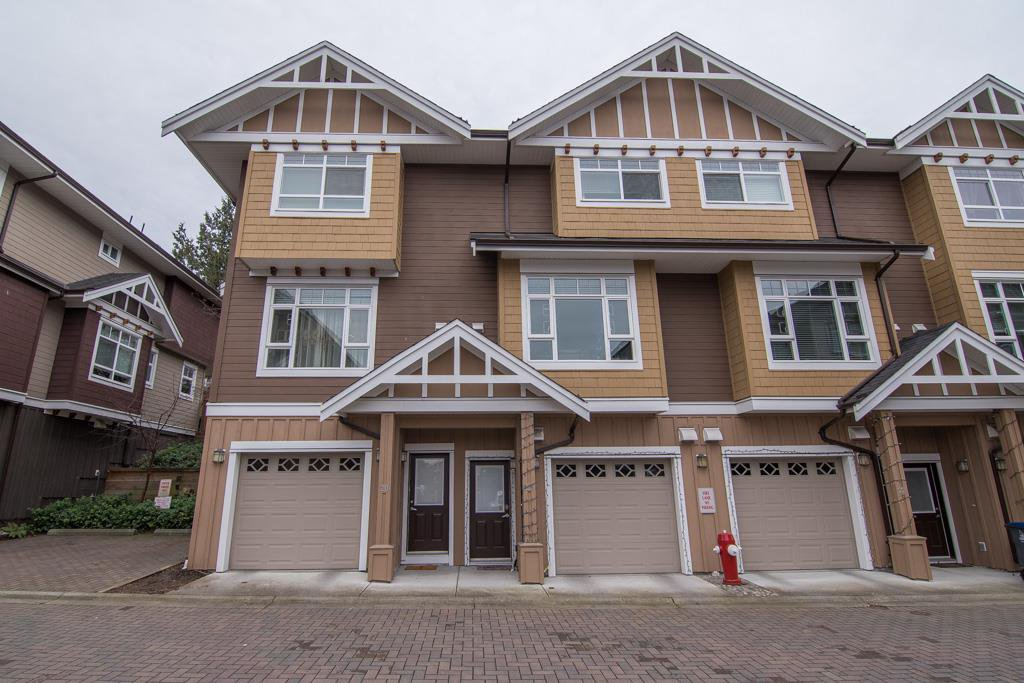 "Main Photo: 21 2979 156 Street in Surrey: Grandview Surrey Townhouse for sale in ""Enclave"" (South Surrey White Rock)  : MLS®# R2330787"