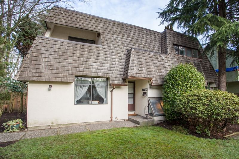 Main Photo: 5696 ELM Street in Vancouver: Kerrisdale 1/2 Duplex for sale (Vancouver West)  : MLS®# R2334219