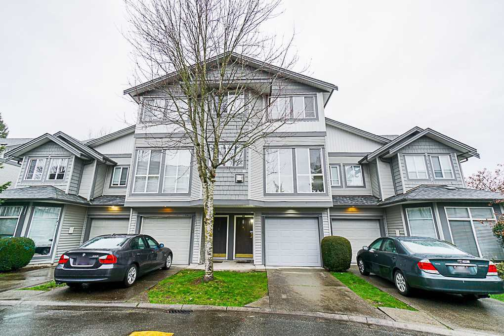 Main Photo: 14 7250 144 Street in Surrey: East Newton Townhouse for sale : MLS®# R2335077