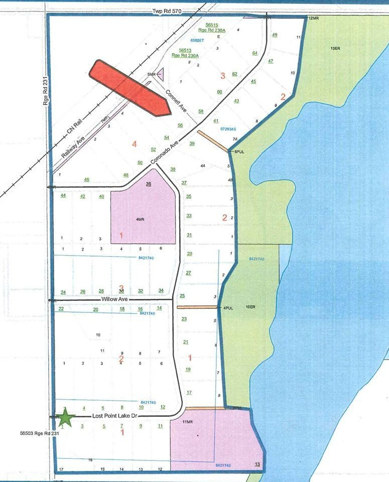 Main Photo: 56503 Rge Rd 231: Rural Sturgeon County Rural Land/Vacant Lot for sale : MLS®# E4150576