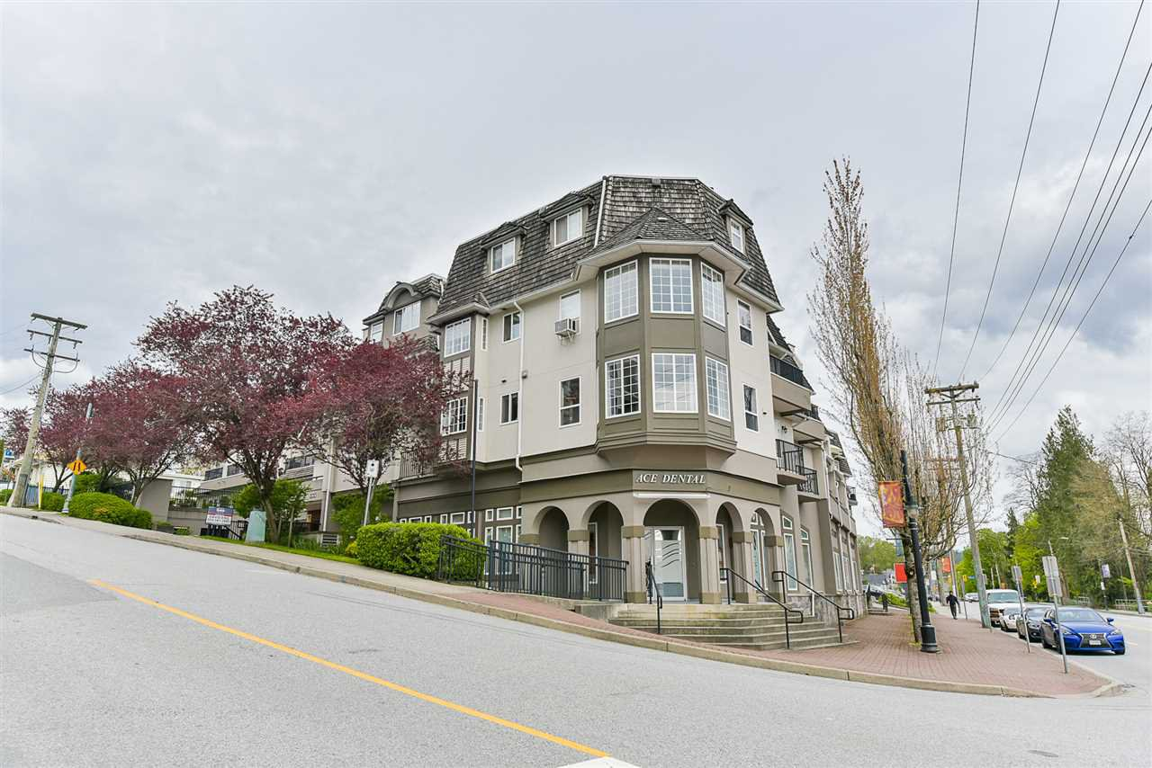 "Main Photo: 6 205 LEBLEU Street in Coquitlam: Maillardville Condo for sale in ""PLACE LEBLEU"" : MLS®# R2361261"