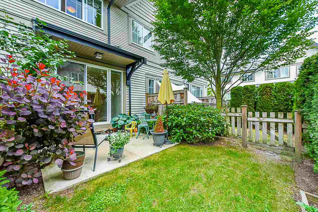 "Main Photo: 83 2501 161A Street in Surrey: Grandview Surrey Townhouse for sale in ""Highland"" (South Surrey White Rock)  : MLS®# R2378719"