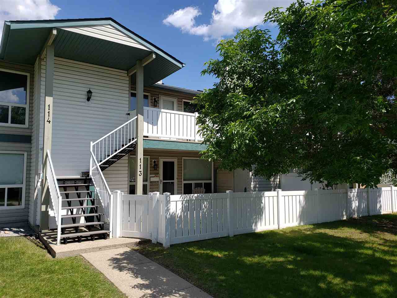Main Photo: 113 2703 79 Street NW in Edmonton: Zone 29 Carriage for sale : MLS®# E4161528