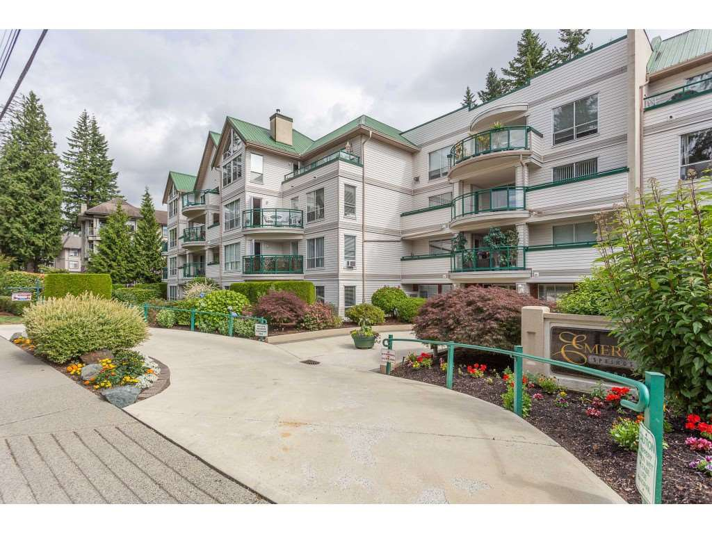 "Main Photo: 201 33280 E BOURQUIN Crescent in Abbotsford: Central Abbotsford Condo for sale in ""Emerald Springs"" : MLS®# R2384890"