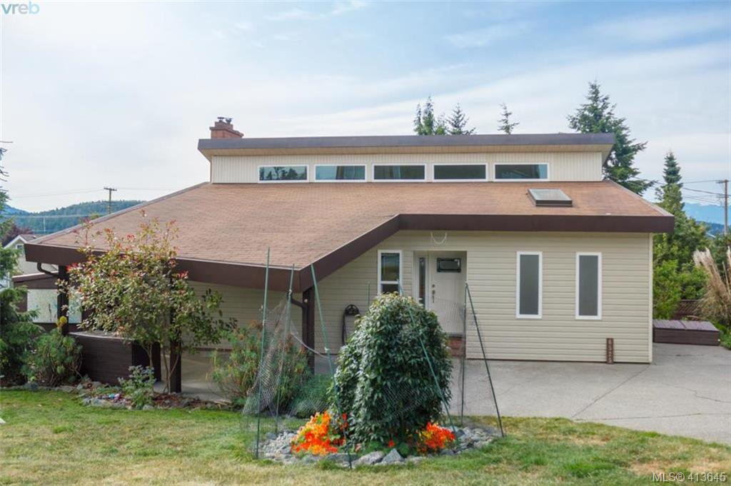 Main Photo: 6525 Golledge Ave in SOOKE: Sk Sooke Vill Core Single Family Detached for sale (Sooke)  : MLS®# 820262
