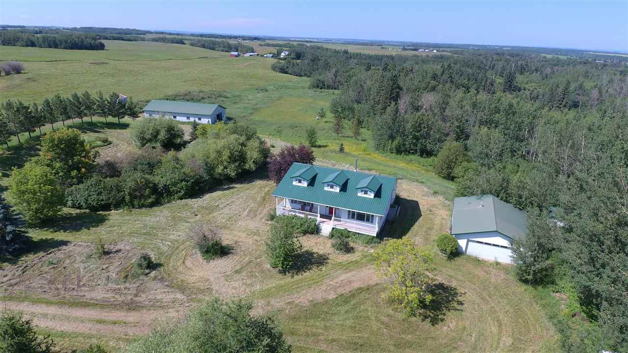 Main Photo: 56330 HWY 757: Rural Lac Ste. Anne County House for sale : MLS®# E4166898