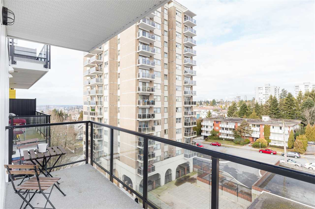 Photo 17: Photos: 503 809 FOURTH AVENUE in New Westminster: Uptown NW Condo for sale : MLS®# R2370878