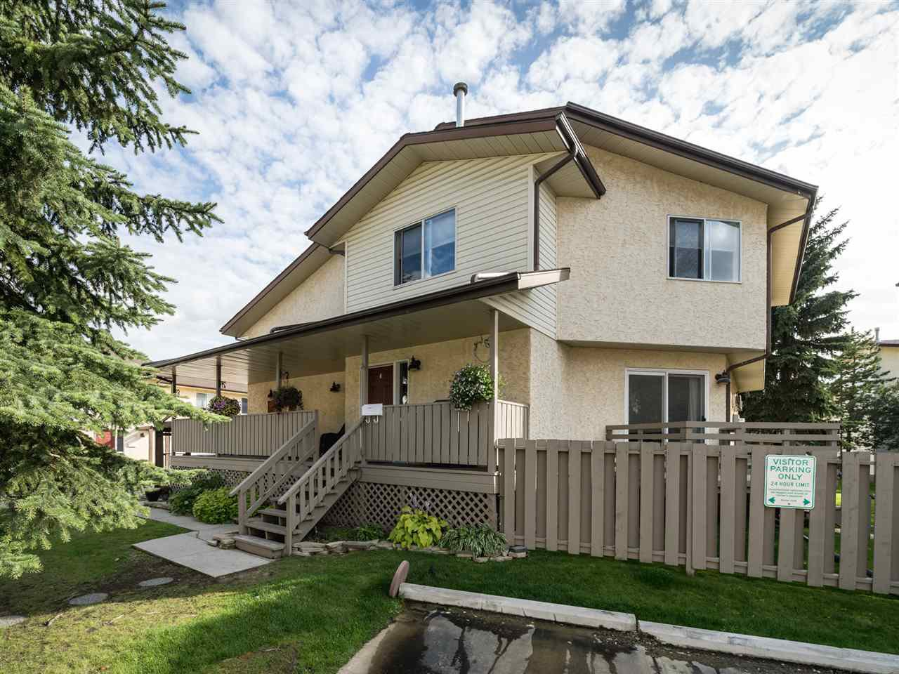 Main Photo: 31 3811 85 Street in Edmonton: Zone 29 Townhouse for sale : MLS®# E4168937