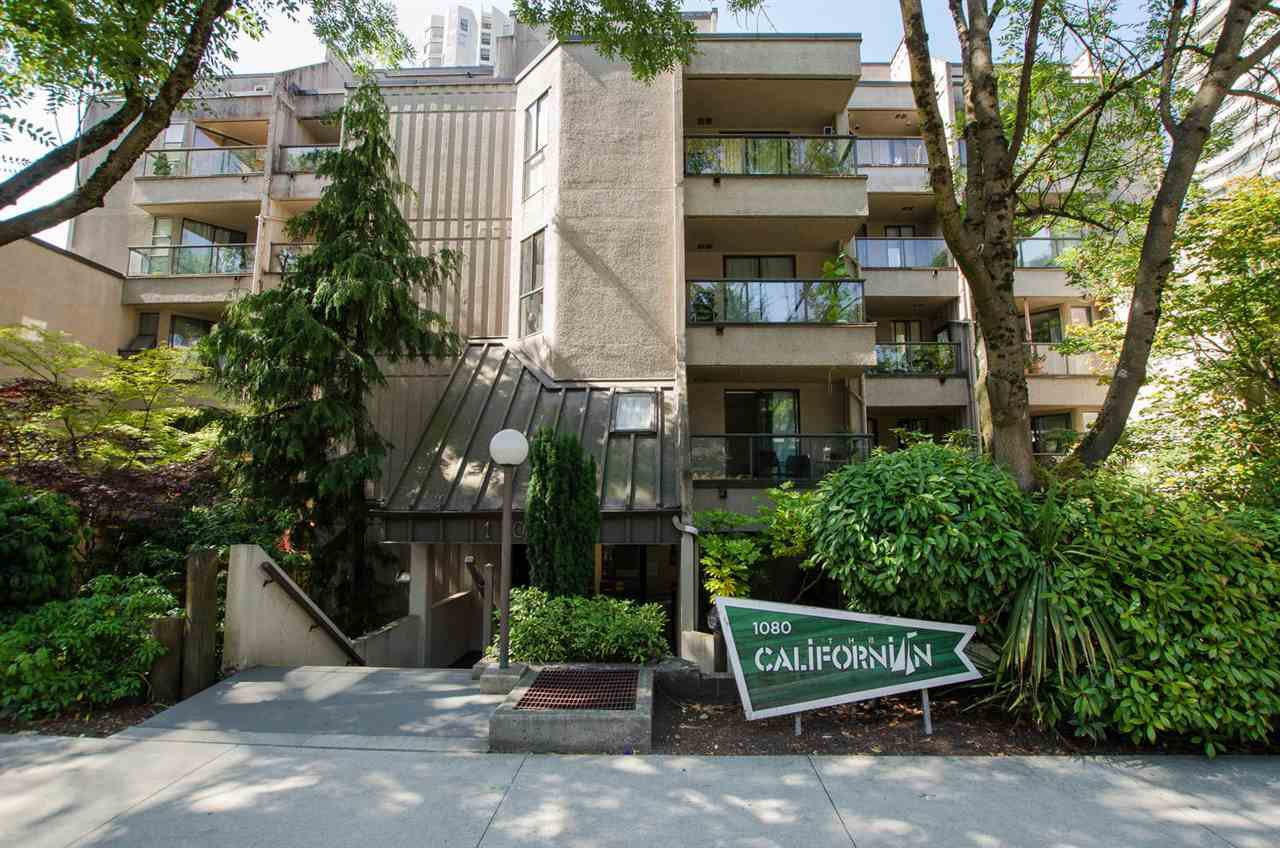 "Main Photo: 502 1080 PACIFIC Street in Vancouver: West End VW Condo for sale in ""THE CALIFORNIAN"" (Vancouver West)  : MLS®# R2396040"