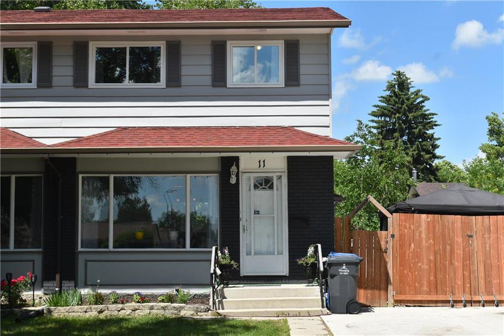 Main Photo: 11 Harwood Crescent in Winnipeg: Westdale Residential for sale (1H)  : MLS®# 202015099