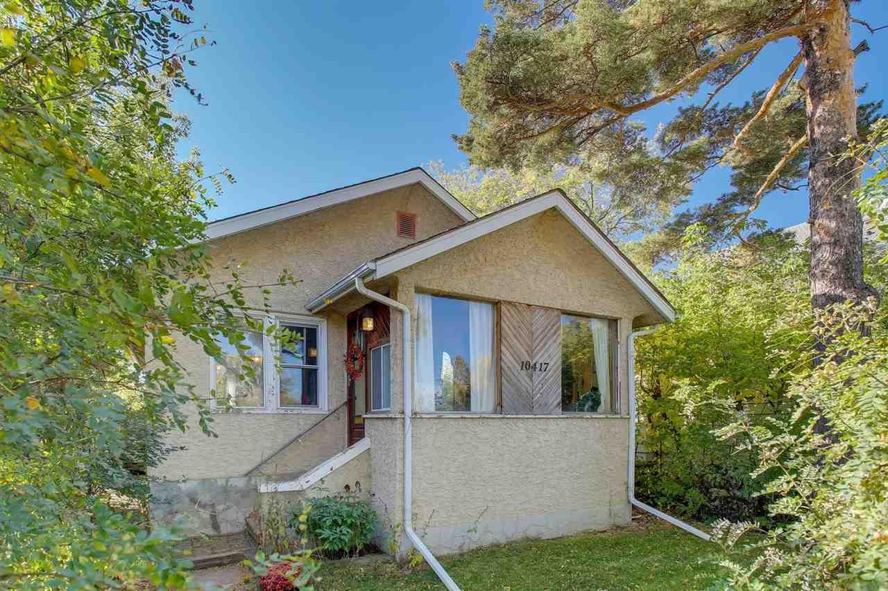 Main Photo: 10417 85 Avenue in Edmonton: Zone 15 House for sale : MLS®# E4215619