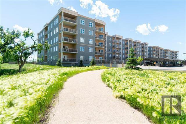 Main Photo: 211 110 Creek Bend Road in Winnipeg: River Park South Condominium for sale (2F)  : MLS®# 202027721