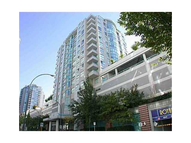 "Main Photo: 1106 728 PRINCESS Street in New Westminster: Uptown NW Condo for sale in ""PRINCESS TOWER"" : MLS®# V890257"