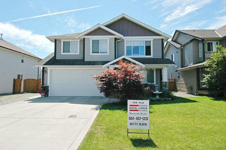 Main Photo: 27880 Whistle Drive: House for sale (Aberdeen)  : MLS®# F2720293