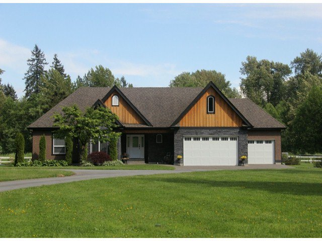 """Main Photo: 1342 228A Street in Langley: Campbell Valley House for sale in """"CAMPBELL VALLEY"""" : MLS®# F1413558"""