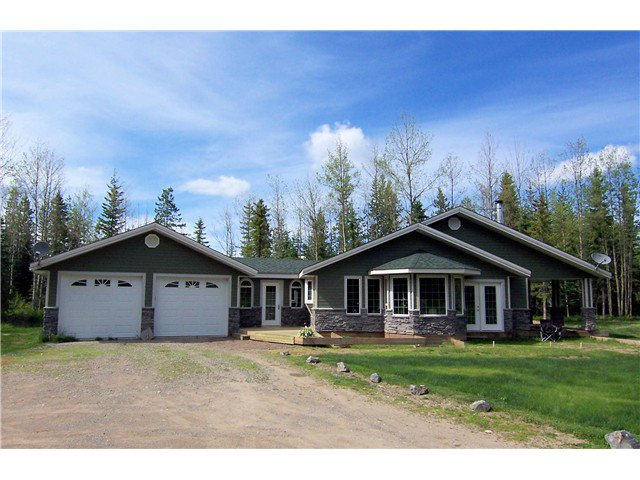 """Main Photo: 1635 THEODORE Road in Prince George: Hobby Ranches House for sale in """"HOBBY RANCHES"""" (PG Rural North (Zone 76))  : MLS®# N237218"""