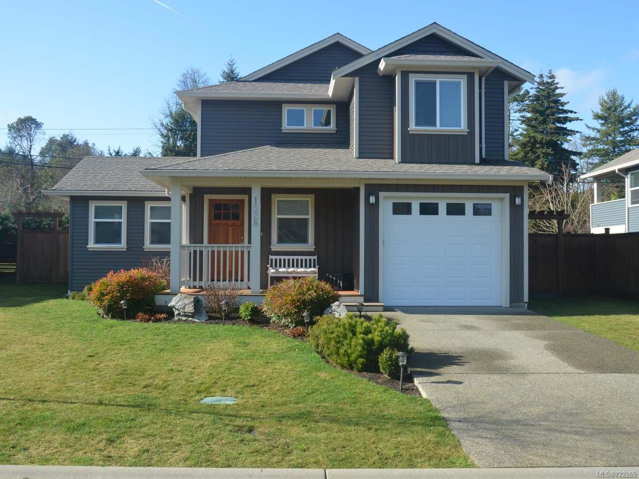 Main Photo: 1528 Regatta Pl in COWICHAN BAY: Du Cowichan Bay House for sale (Duncan)  : MLS®# 722265