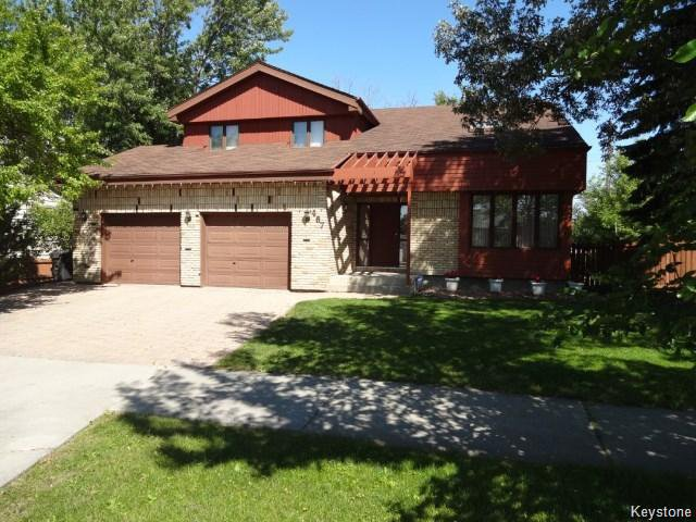 Main Photo: 467 Seaton Street in Winnipeg: Westwood / Crestview Residential for sale (West Winnipeg)  : MLS®# 1610647