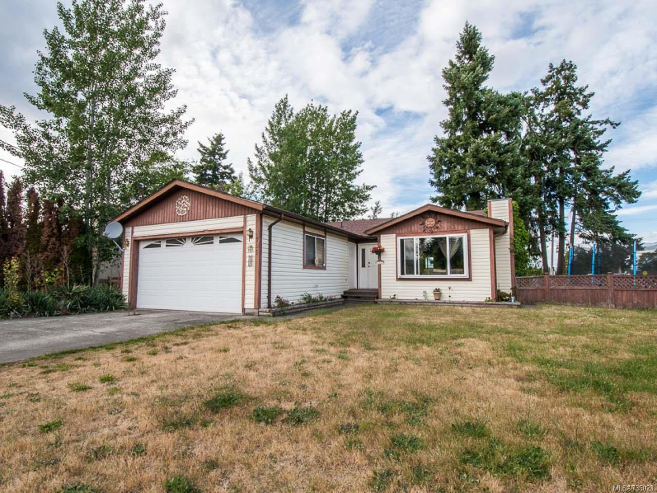 Main Photo: 701 Nanoose Ave in PARKSVILLE: PQ Parksville House for sale (Parksville/Qualicum)  : MLS®# 735023