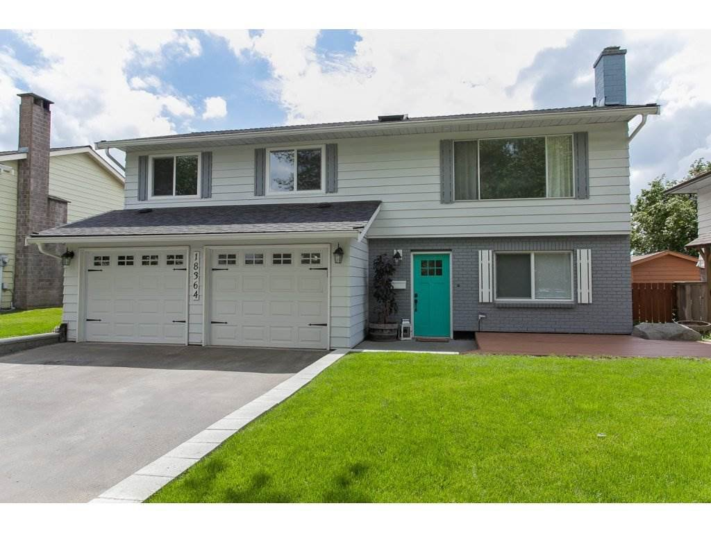 Main Photo: 18364 58B Avenue in Surrey: Cloverdale BC House for sale (Cloverdale)  : MLS®# R2088572