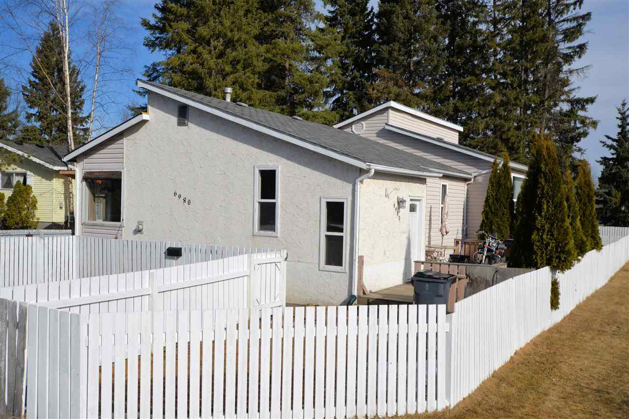 "Main Photo: 6980 GLADSTONE Drive in Prince George: Lower College House 1/2 Duplex for sale in ""LOWER COLLEGE"" (PG City South (Zone 74))  : MLS®# R2147941"