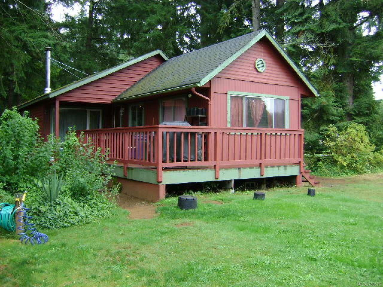 Main Photo: 3537 HARRIS Crescent in HILLIERS: PQ Errington/Coombs/Hilliers Manufactured Home for sale (Parksville/Qualicum)  : MLS®# 759576