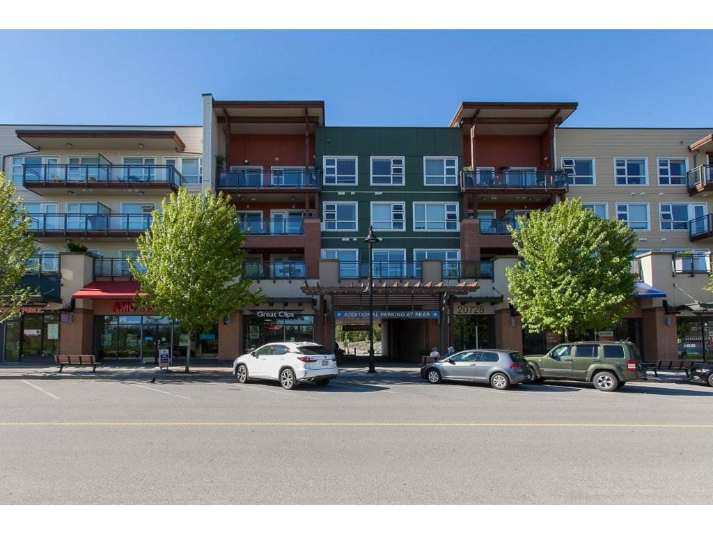 """Photo 2: Photos: 223 20728 WILLOUGHBY TOWN CENTRE Drive in Langley: Willoughby Heights Condo for sale in """"KENSINGTON AT WILLOUGHBY TOWN CENTER"""" : MLS®# R2169446"""