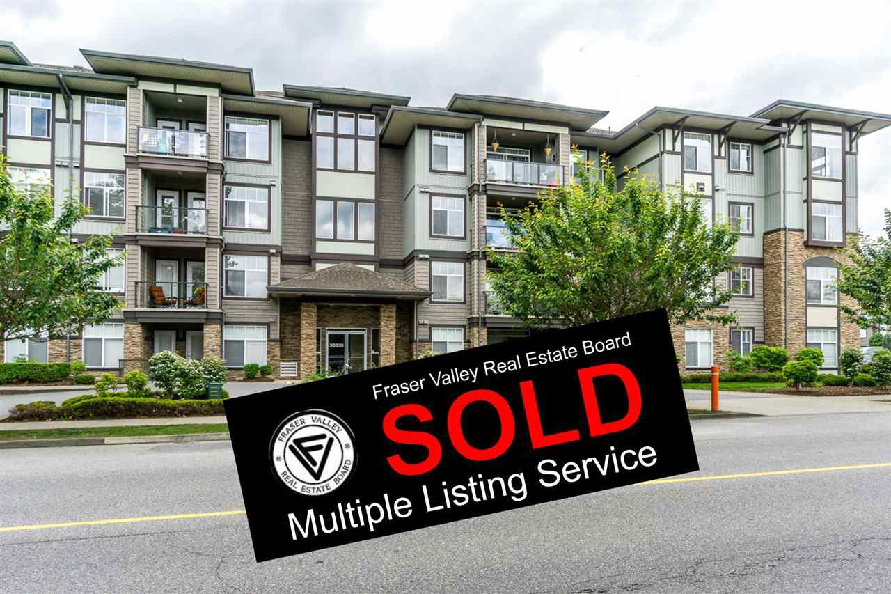 "Main Photo: 110 33338 MAYFAIR Avenue in Abbotsford: Central Abbotsford Condo for sale in ""The Sterling"" : MLS®# R2172871"