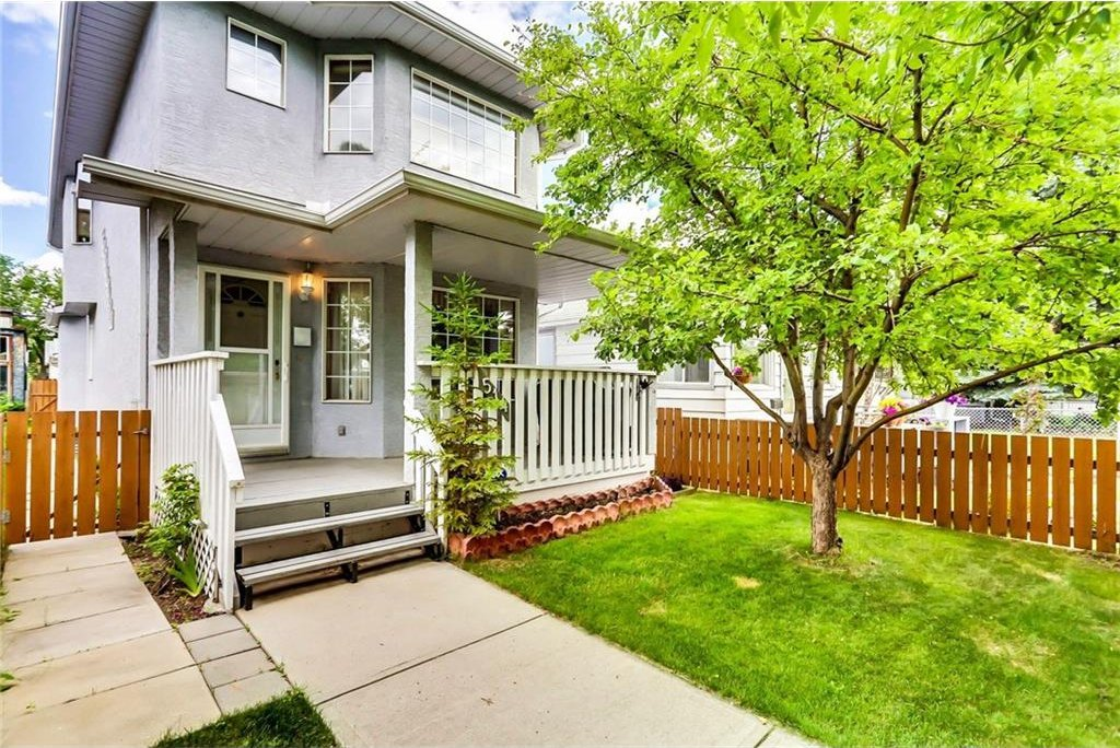 Main Photo: 514 12 Avenue NE in Calgary: Renfrew House for sale : MLS®# C4124531