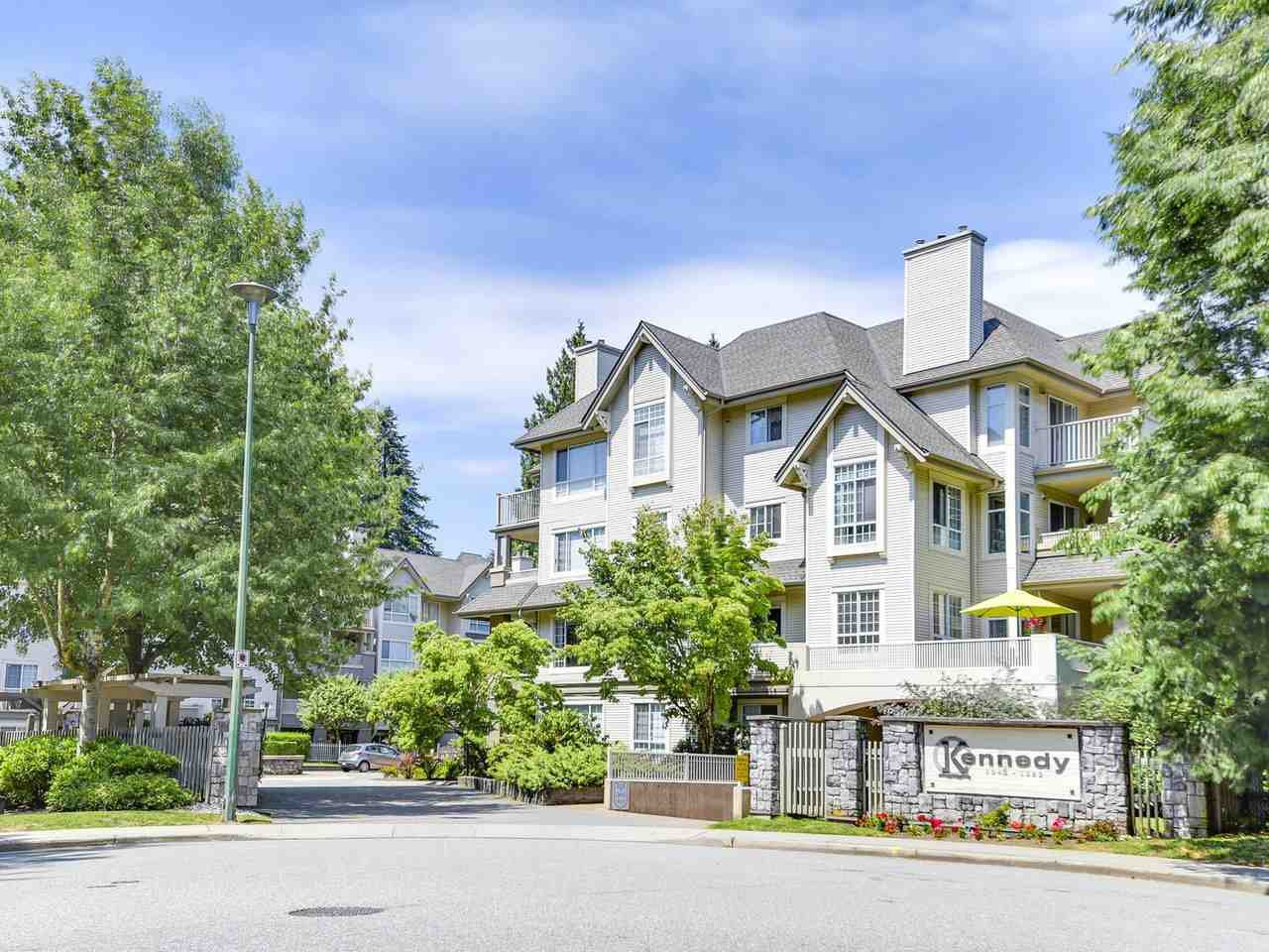 Main Photo: 214 1242 TOWN CENTRE Boulevard in Coquitlam: Canyon Springs Condo for sale : MLS®# R2186409