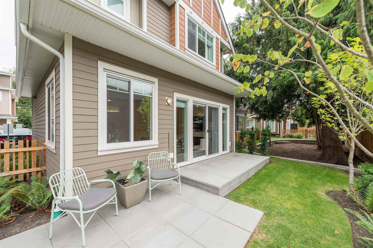 """Photo 18: Photos: 6 6511 NO 2 Road in Richmond: Riverdale RI Townhouse for sale in """"OVAL GARDENS"""" : MLS®# R2191398"""