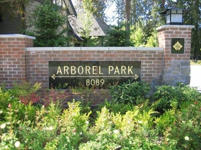 "Main Photo: 37 8089 209 Street in Langley: Willoughby Heights Townhouse for sale in ""Arborel Park"" : MLS®# R2231434"