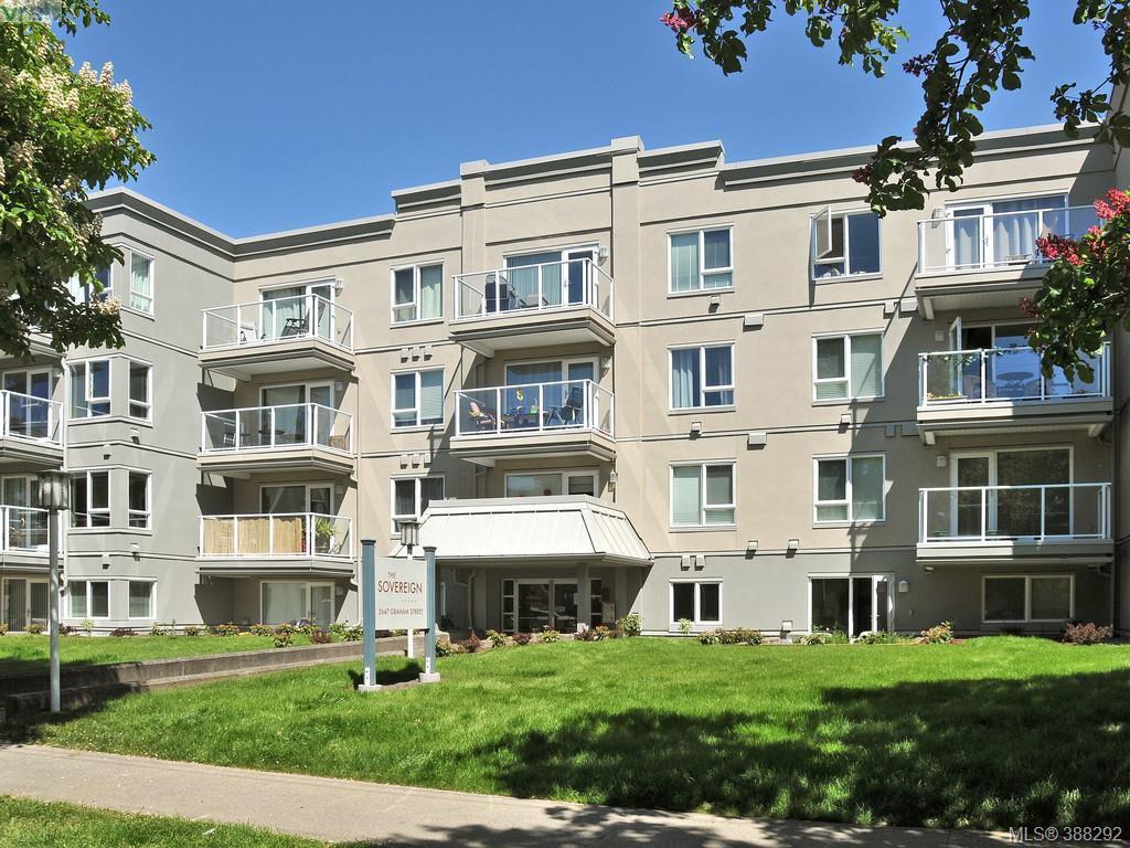 Main Photo: 108 2647 Graham St in VICTORIA: Vi Hillside Condo for sale (Victoria)  : MLS®# 780294