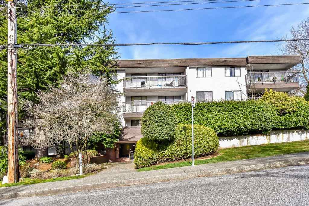 """Main Photo: 302 1025 CORNWALL Street in New Westminster: Uptown NW Condo for sale in """"CORNWALL PLACE"""" : MLS®# R2247237"""