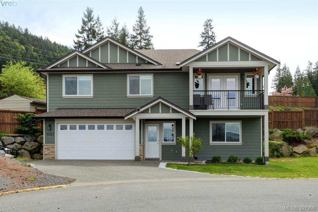 Main Photo: 1067 Lisa Close in SHAWNIGAN LAKE: ML Shawnigan Lake Single Family Detached for sale (Malahat & Area)  : MLS®# 391297