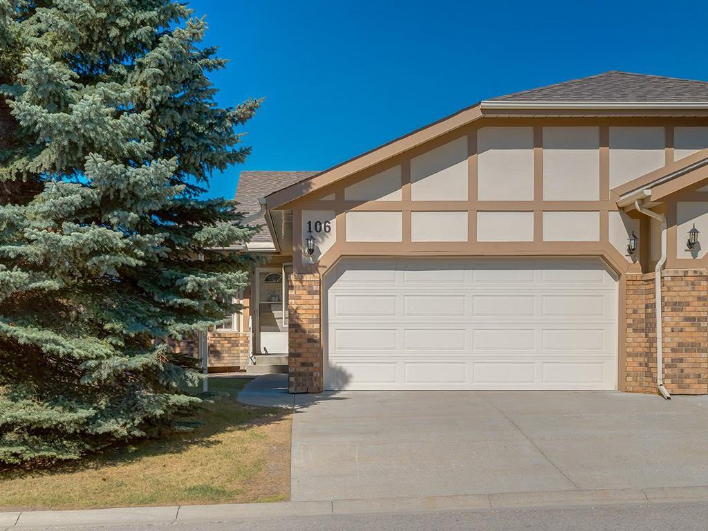 Main Photo: 106 CONFEDERATION Villa(s) NW in Calgary: Collingwood House for sale : MLS®# C4186852
