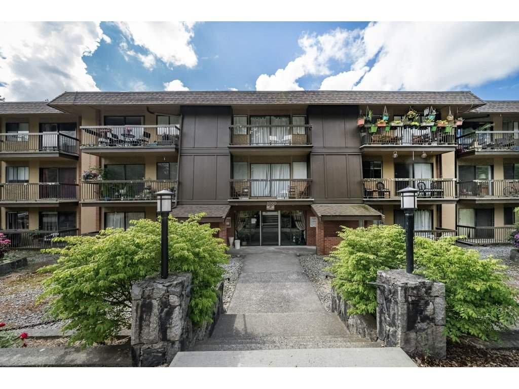 Main Photo: 102 1000 KING ALBERT Avenue in Coquitlam: Central Coquitlam Condo for sale : MLS®# R2273862