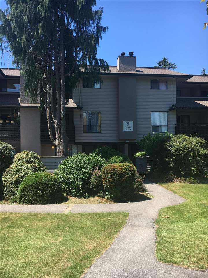 """Main Photo: 14852 HOLLY PARK Lane in Surrey: Guildford Townhouse for sale in """"Holly Park Lane"""" (North Surrey)  : MLS®# R2281811"""