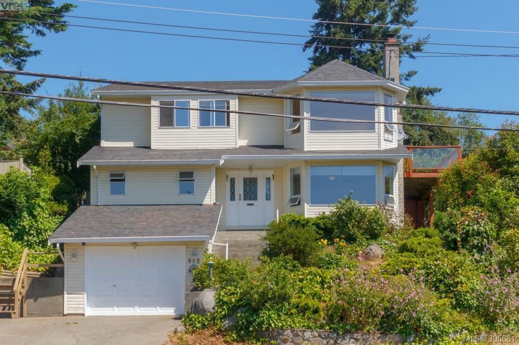 Main Photo: 628 Cairndale Road in VICTORIA: Co Triangle Single Family Detached for sale (Colwood)  : MLS®# 395631