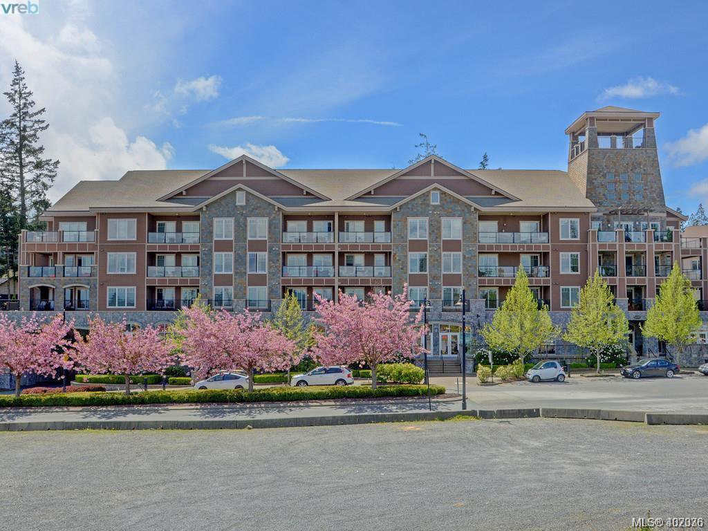 Main Photo: 301 1325 Bear Mountain Parkway in VICTORIA: La Bear Mountain Condo Apartment for sale (Langford)  : MLS®# 402336