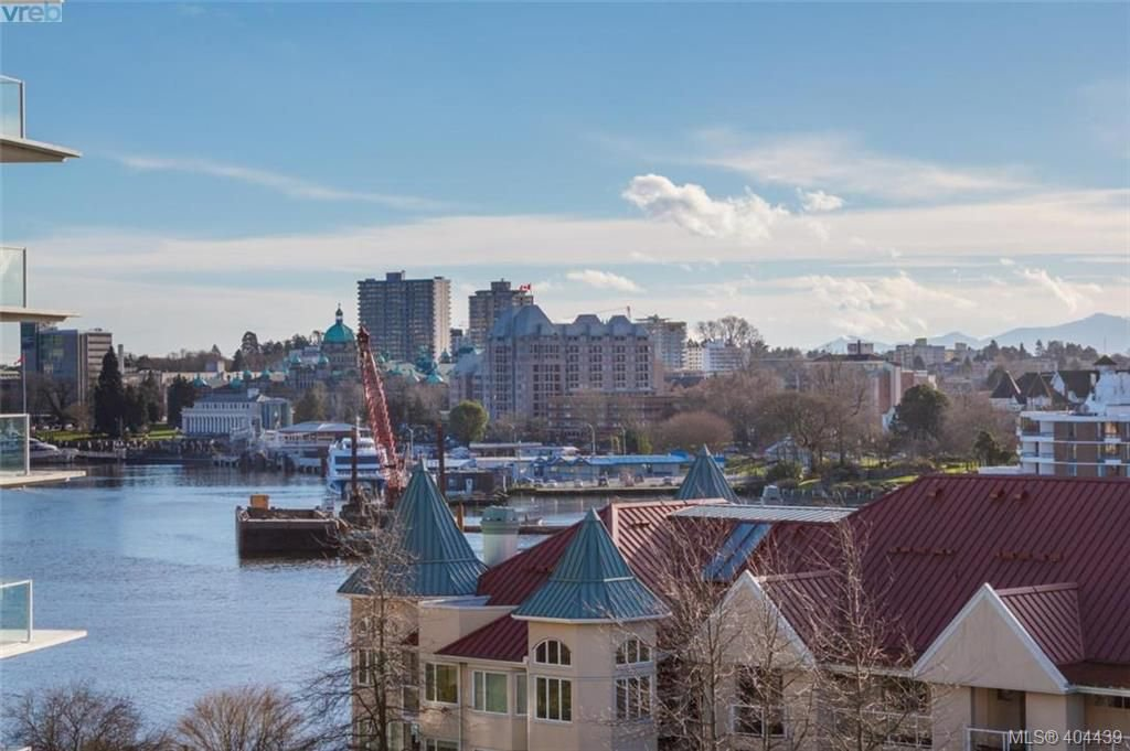 Main Photo: 516 68 SONGHEES Rd in VICTORIA: VW Songhees Condo Apartment for sale (Victoria West)  : MLS®# 803625