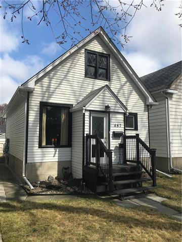 Main Photo: 487 Carlaw Avenue in Winnipeg: Lord Roberts Residential for sale (1Aw)  : MLS®# 1906519