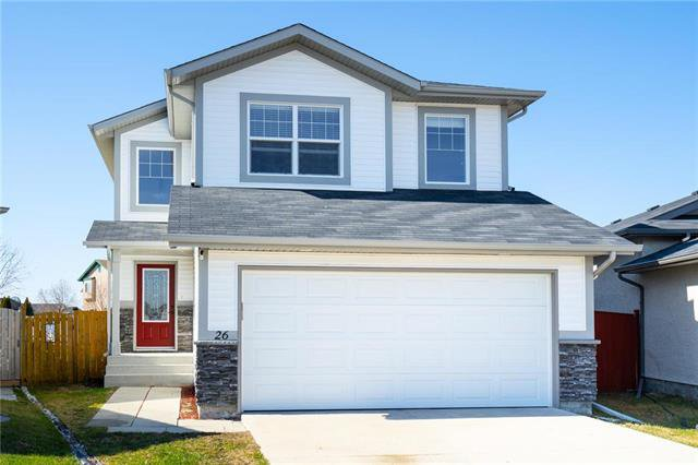 Main Photo: 26 Morongo Cove in Winnipeg: Residential for sale (4F)  : MLS®# 1911600