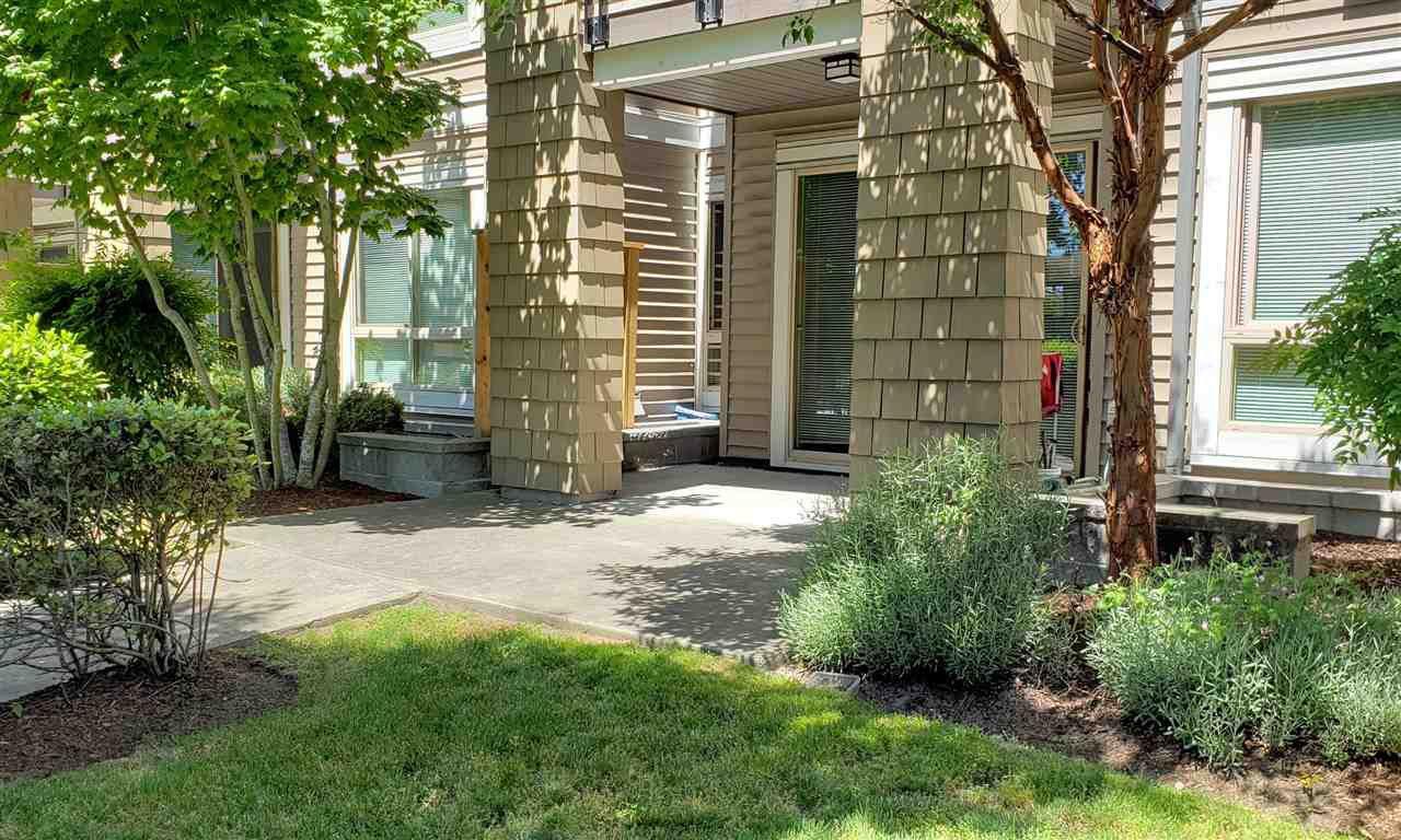 "Main Photo: 105 6628 120 Street in Surrey: West Newton Condo for sale in ""Salas"" : MLS®# R2371263"