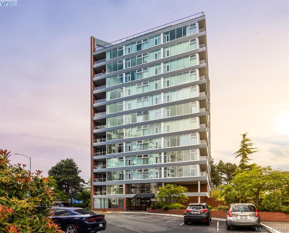 Main Photo: 802 327 Maitland St in VICTORIA: VW Victoria West Condo Apartment for sale (Victoria West)  : MLS®# 815469