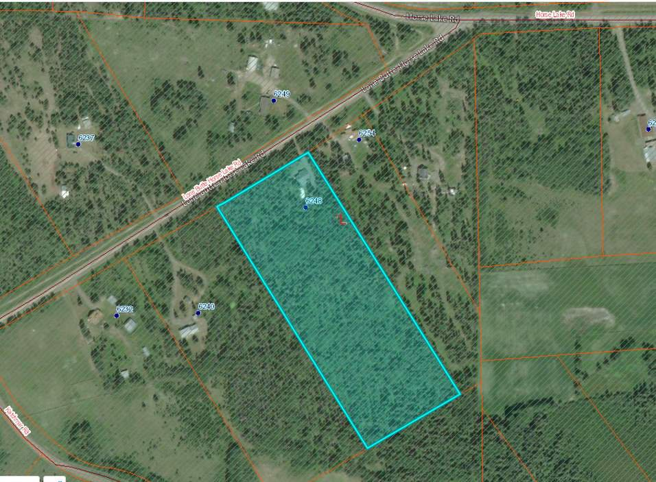 Main Photo: 6248 LONE BUTTE-HORSE LAKE Road in Lone Butte: Lone Butte/Green Lk/Watch Lk Land for sale (100 Mile House (Zone 10))  : MLS®# R2379540