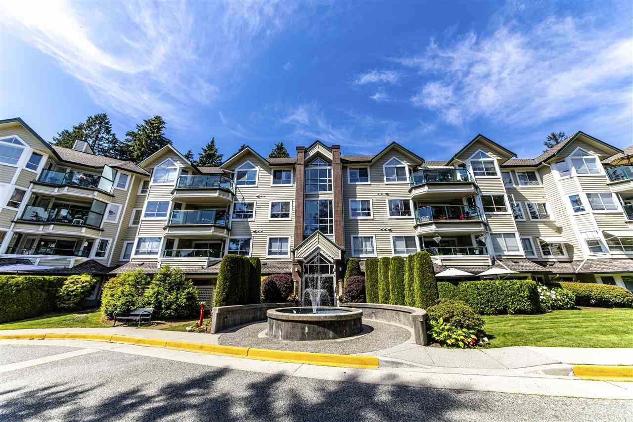 "Main Photo: 410 3680 BANFF Court in North Vancouver: Northlands Condo for sale in ""Parkgate Manor"" : MLS®# R2384427"
